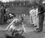 di42716 - Dixie Heights High School track team member, ...